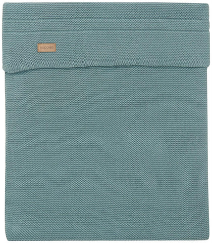 Coperta Nola Verde Scuro | NOPPIES | RocketBaby.it