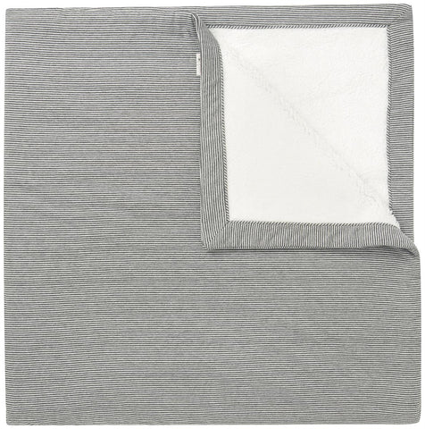 Coperta Noceto Grigio Scuro Melange | NOPPIES | RocketBaby.it
