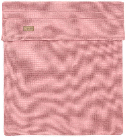 Coperta Nola Rosa Antico | NOPPIES | RocketBaby.it