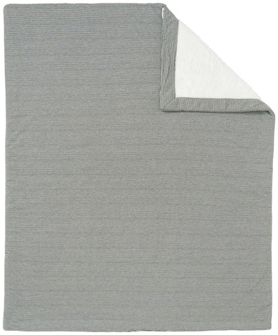 Coperta Noto Grigio Scuro Melange | NOPPIES | RocketBaby.it