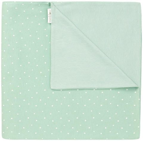 Coperta Nemi Grigio Menta | NOPPIES | RocketBaby.it