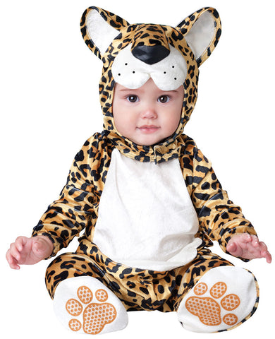 Costume Travestimento Piccolo Leopardo | INCHARACTER | RocketBaby.it