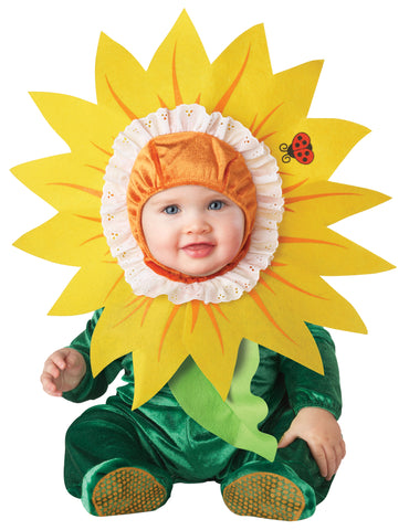 Costume Travestimento Girasole Mattacchione | INCHARACTER | RocketBaby.it