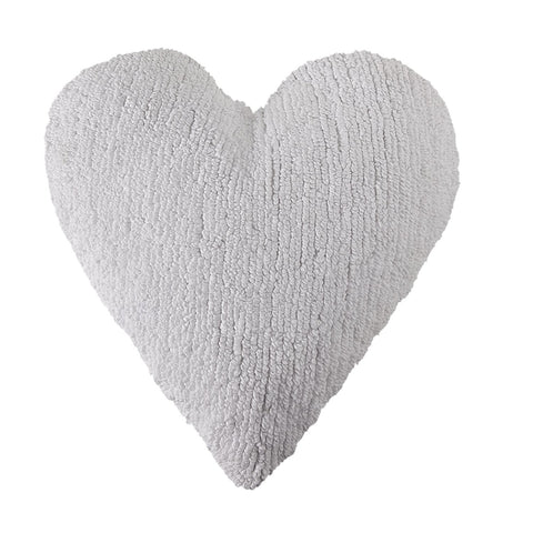 Cuscino Heart White | LORENA CANALS | RocketBaby.it