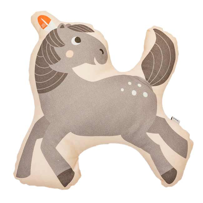 Cuscino Cavallo Indiano | JULICA | RocketBaby.it