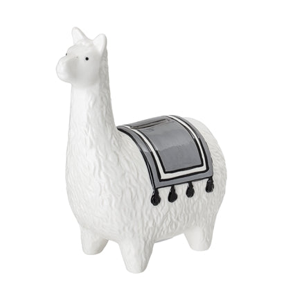 Salvadanaio Alpaca White | BLOOMINGVILLE | RocketBaby.it