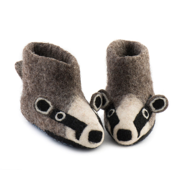 Slip On Bambino Billie il Tasso | SEW HEART FELT | RocketBaby.it