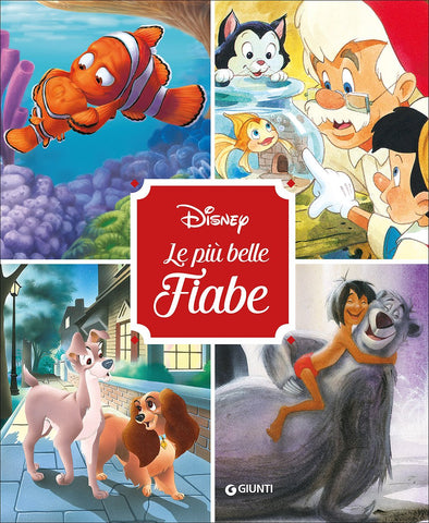Libro Le più Belle Fiabe Disney | GIUNTI | RocketBaby.it