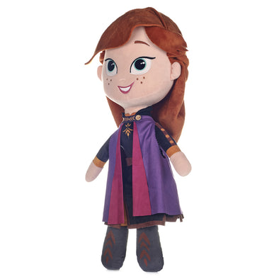 Peluche Disney Frozen 2 Anna Soft Toy 50cm | DISNEY | RocketBaby.it