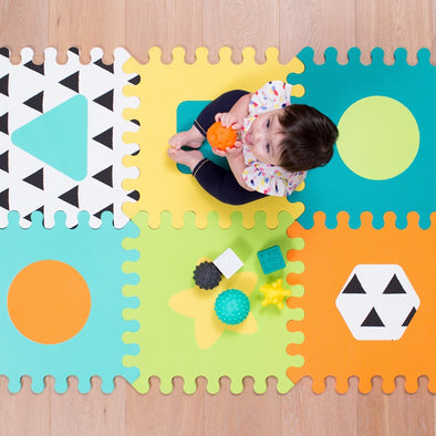 Tappeto in Schiuma Puzzle Mat | INFANTINO | RocketBaby.it