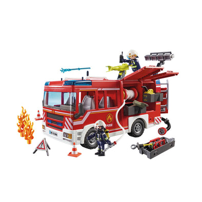 Playmobil Camion dei Pompieri | PLAYMOBIL | RocketBaby.it