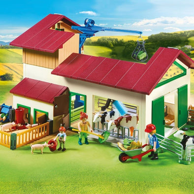 Playmobil Fattoria con Animali | PLAYMOBIL | RocketBaby.it