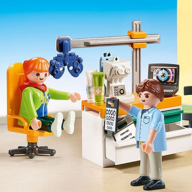 Playmobil Oculista City Life | PLAYMOBIL | RocketBaby.it