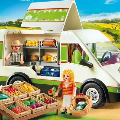 Playmobil Mercato Mobile | PLAYMOBIL | RocketBaby.it
