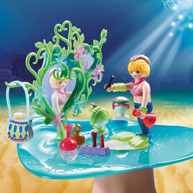 Playmobil Salone di Bellezza delle Sirene | PLAYMOBIL | RocketBaby.it