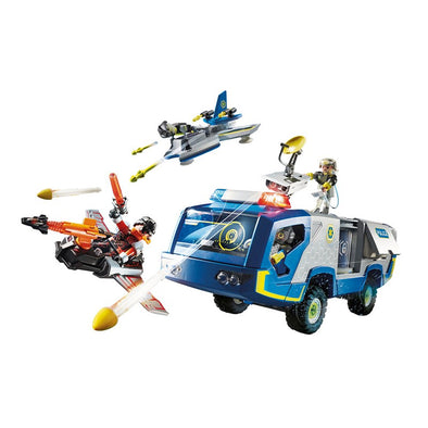Playmobil Camion della Polizia Galaxy | PLAYMOBIL | RocketBaby.it