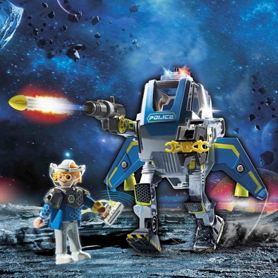 Playmobil Robot Polizia Galaxy | PLAYMOBIL | RocketBaby.it