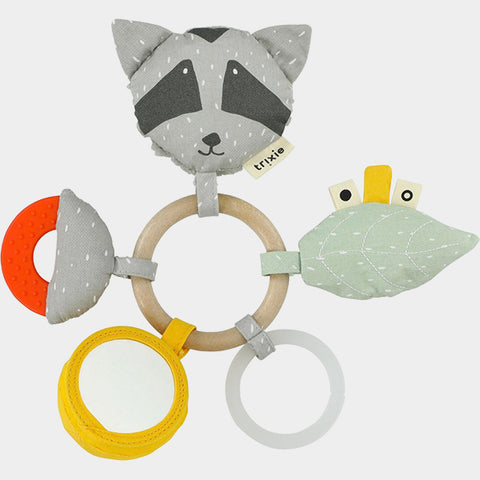 Anello Attività Mr. Raccoon | TRIXIE | RocketBaby.it