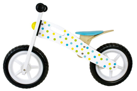 Bici In Legno Blue | JABADABADO | RocketBaby.it