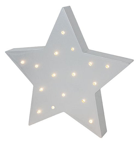Lampada a Luce Led Stella | JABADABADO | RocketBaby.it