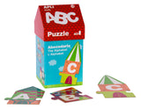 Puzzle Casa ABC | APLI | RocketBaby.it