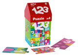 Puzzle Casa 123 | APLI | RocketBaby.it