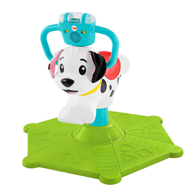 Gioco da Cavalcare Bounce and Spin Puppy | FISHER PRICE | RocketBaby.it