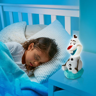 Luce Notturna e Torcia 2 in 1 Frozen Olaf | WORLDS APART | RocketBaby.it