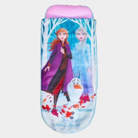 Letto Gonfiabile e Sacco a Pelo 2 in 1 Disney Frozen 3+ Anni | WORLDS APART | RocketBaby.it