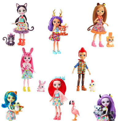 Bambola Enchantimals A | MATTEL | RocketBaby.it
