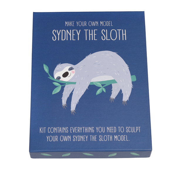 Gioco Creativo Make Your Own Sydney The Sloth Model