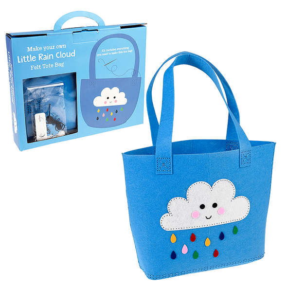 Borsa Tote da Comporre Happy Cloud
