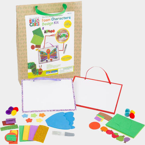 Set Bricolage In Spugna Bruco Maisazio | LEGLER | RocketBaby.it