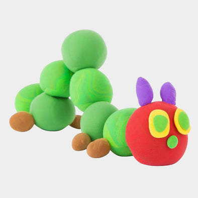 Set Plastilina Bruco Maisazio | LEGLER | RocketBaby.it