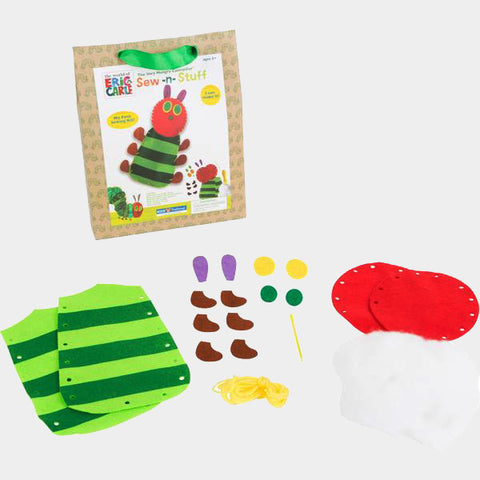 Set In Feltro Bruco Maisazio | LEGLER | RocketBaby.it