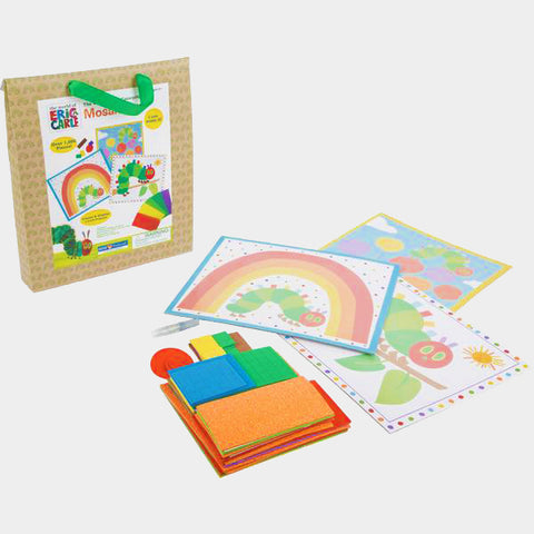 Set Bricolage Mosaico Bruco Maisazio | LEGLER | RocketBaby.it