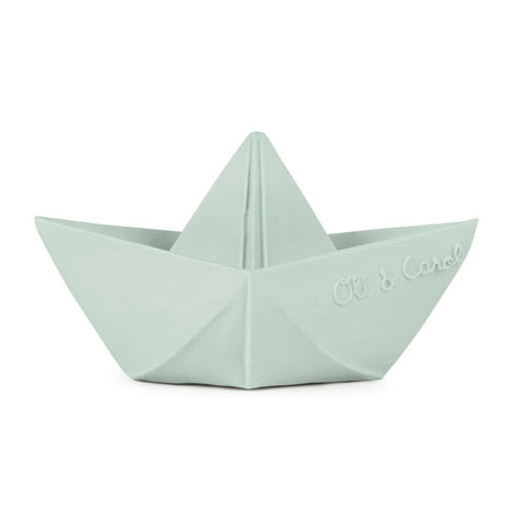 Barca Origami in Hevea 3 in 1 Menta |  | RocketBaby.it