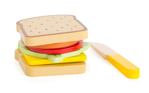 Gioco Sandwich Componibile | LEGLER | RocketBaby.it
