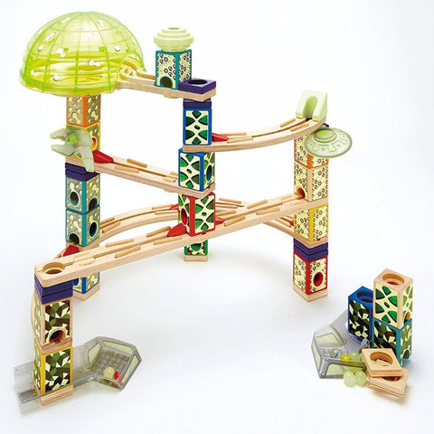 Pista delle Biglie Space City | HAPE | RocketBaby.it