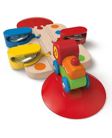 Binario Tamburello | HAPE | RocketBaby.it