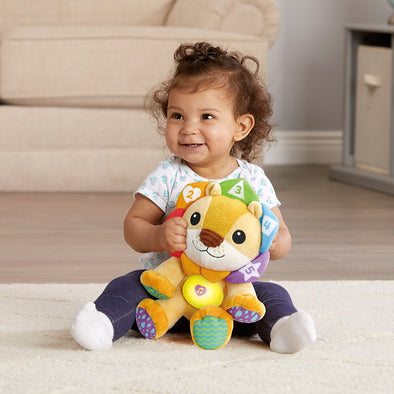Peluche Musicale Lullaby Lights Lion | LEAP FROG | RocketBaby.it