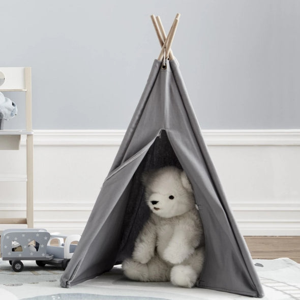 Tenda Tipi Grigia | KIDS CONCEPT | RocketBaby.it