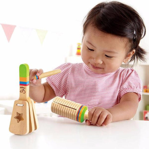 Set Musicale dei Ritmi | HAPE | RocketBaby.it