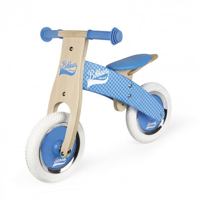 Bicicletta Balance Bike Blue | JANOD | RocketBaby.it
