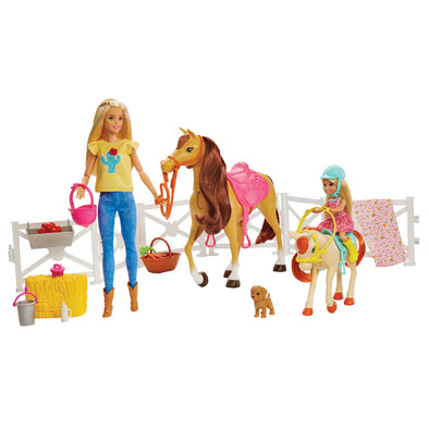 Set Barbie Hugs and Horse | MATTEL | RocketBaby.it
