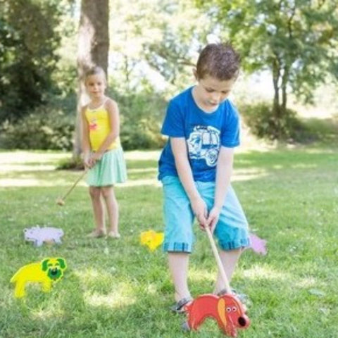 Croquet Canino - BS - RocketBaby.it - RocketBaby