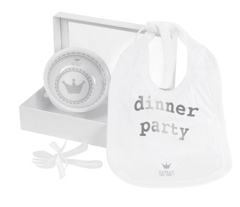 Set Regalo Dinner Party | BAMBAM | RocketBaby.it