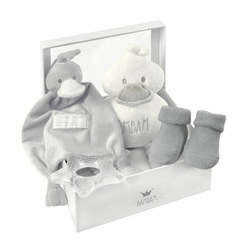 Set Regalo Grigio | BAMBAM | RocketBaby.it