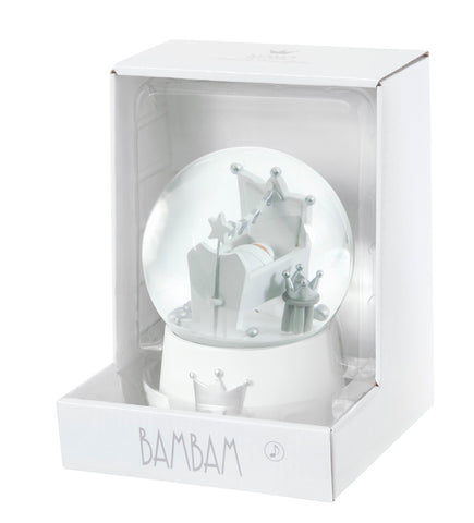 Snowglobe Carillon Culla | BAMBAM | RocketBaby.it