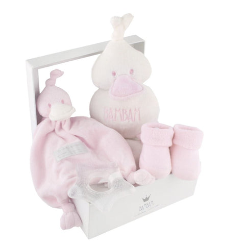 Set Regalo Rosa | BAMBAM | RocketBaby.it